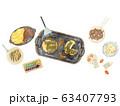 お好み焼きセット Set of Okonomiyaki party 63407793