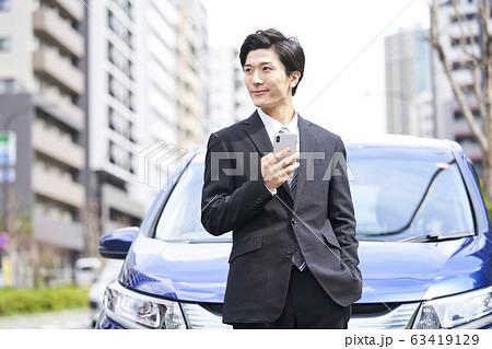 若いビジネスマン 63419129