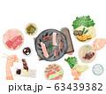焼肉パーティー Barbecue Party 63439382