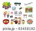 家族旅行 富山 63458192