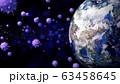 ウイルス パンデミック 63458645