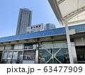 JR横須賀線 新川崎駅  川崎市幸区鹿島田 63477909