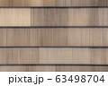 木目の背景素材 63498704
