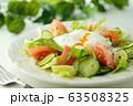 リヨン風サラダ(ポーチドエッグのサラダ) 63508325