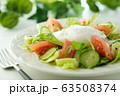 リヨン風サラダ(ポーチドエッグのサラダ) 63508374