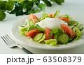 リヨン風サラダ(ポーチドエッグのサラダ) 63508379