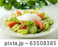 リヨン風サラダ(ポーチドエッグのサラダ) 63508385