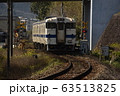 ローカル列車JR九州日田彦山線 63513825