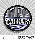 Vector logo for Calgary 63527997