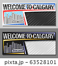 Vector layouts for Calgary 63528101