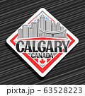 Vector logo for Calgary 63528223