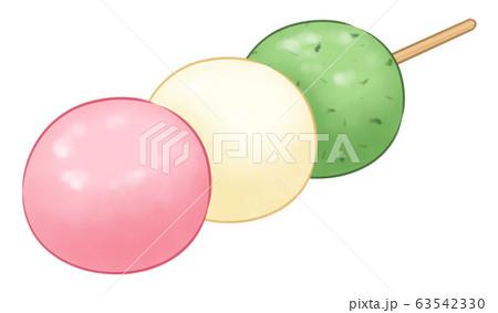 3色だんご 63542330