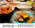 家庭料理 煮物や唐揚げ  63542823