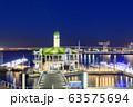 横浜_ぷかりさん橋夜景 63575694