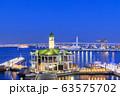 横浜_ぷかりさん橋夜景 63575702