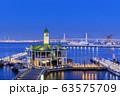 横浜_ぷかりさん橋夜景 63575709
