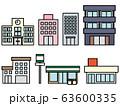 建物 アイコン 63600335