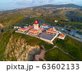 Aerial view of lighthouse at Cape Roca 63602133