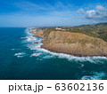 Aerial view of lighthouse at Cape Roca 63602136