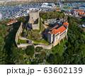 Medieval Castle in Leiria Portugal 63602139