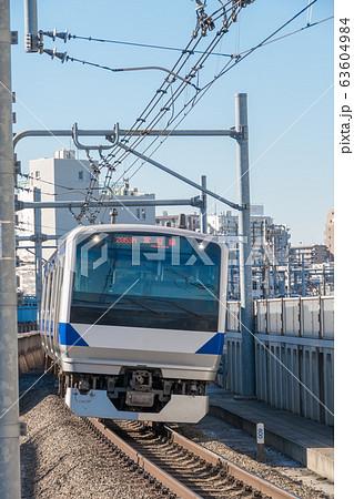 【常磐線快速 E531系 南千住駅】 63604984