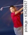 ホリゾントで撮影したスポーツ 63626057