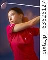 ホリゾントで撮影したスポーツ 63626127