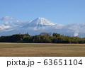 《静岡県》富士市から望む富士山⑮ 63651104