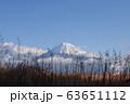 《静岡県》富士市から望む富士山⑱ 63651112