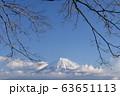 《静岡県》富士市から望む富士山⑲ 63651113