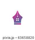 Home creative logo design vector unique 63658820