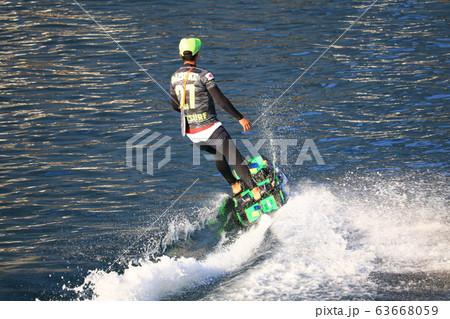 水上バイク 63668059