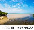 石垣の海岸 63676082