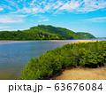 石垣の浦内川 63676084