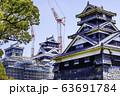今こそ見に行く価値がある熊本城  (2020年3月21日) 63691784