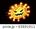 ウイルス 63691911