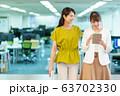カジュアルビジネス オフィス ビジネスイメージ 63702330