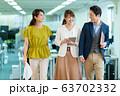 カジュアルビジネス オフィス ビジネスイメージ 63702332