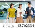 カジュアルビジネス オフィス ビジネスイメージ 63702334