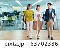 カジュアルビジネス オフィス ビジネスイメージ 63702336