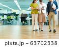 オフィスカジュアル ビジネスイメージ 63702338