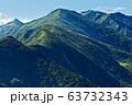 巻機山稜線から見る谷川連峰・朝日岳 63732343