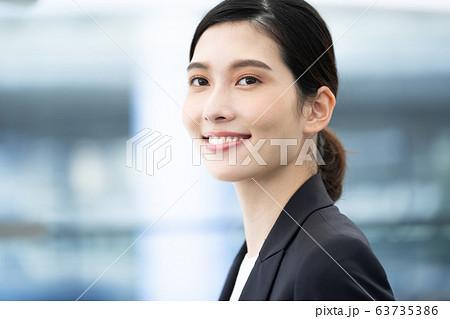 女性 ビジネス ポートレート 63735386