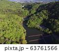 円良田湖(つぶらたこ)〜ドローンで空撮(埼玉県寄居町・美里町) 63761566