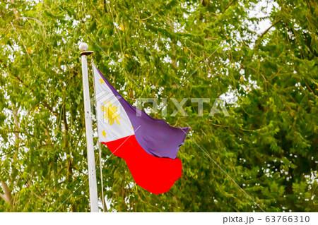 フィリピン国旗 63766310