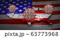 Coronavirus USA map 63773968