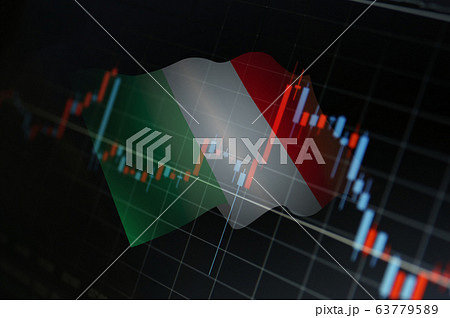 金融取引のイメージ 63779589