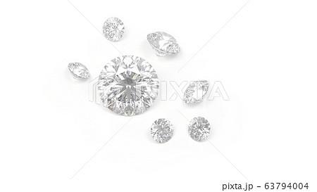 ダイヤモンド バックグランド白系 CG 63794004