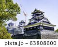 今こそ見に行く価値がある熊本城  (2020年3月21日) 63808600