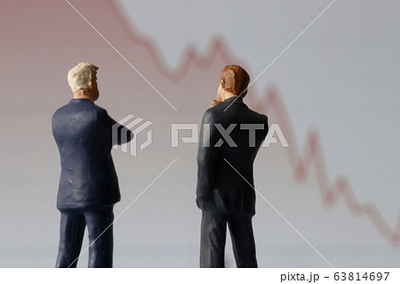 株価暴落 63814697